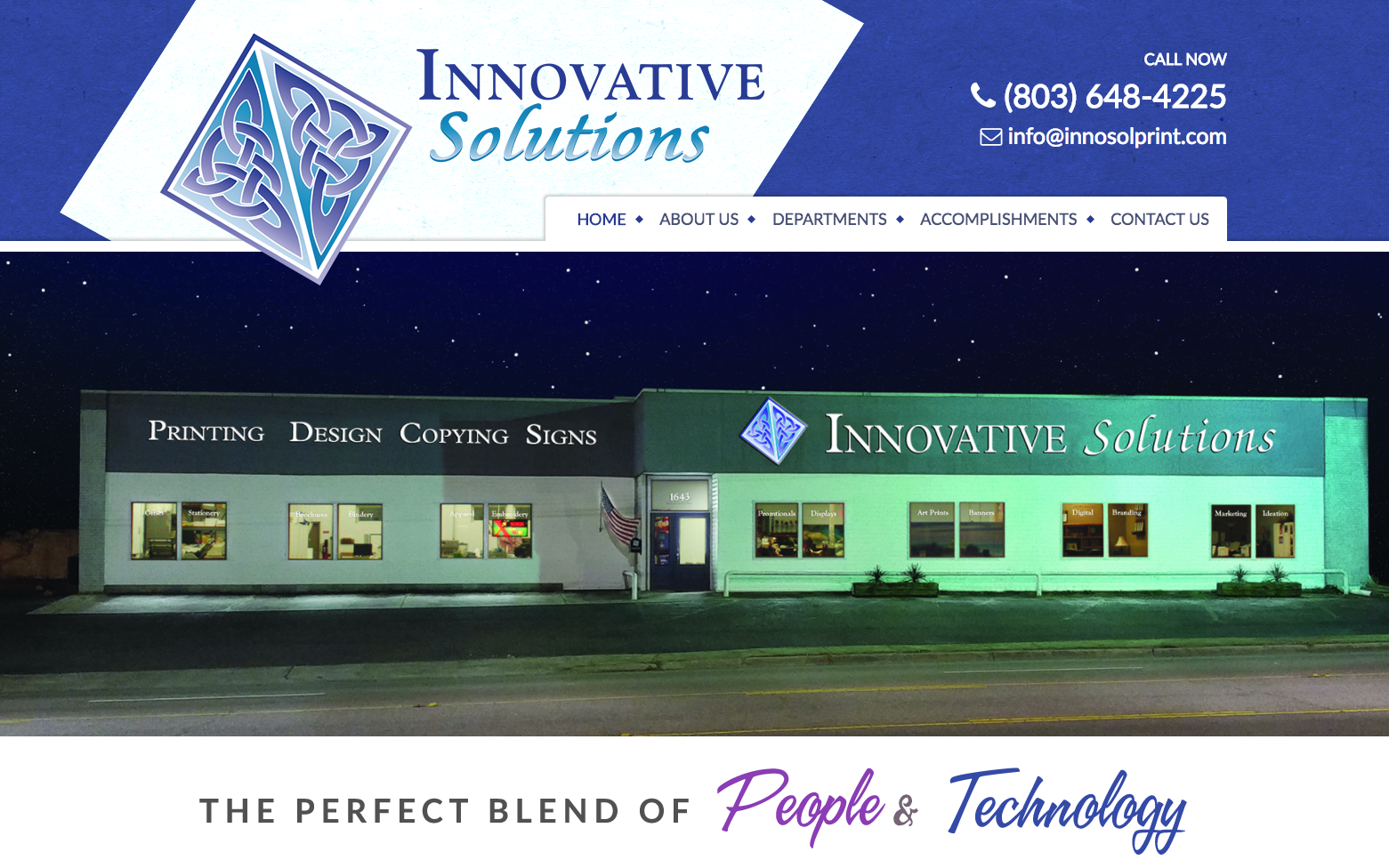 website redesign aiken sc