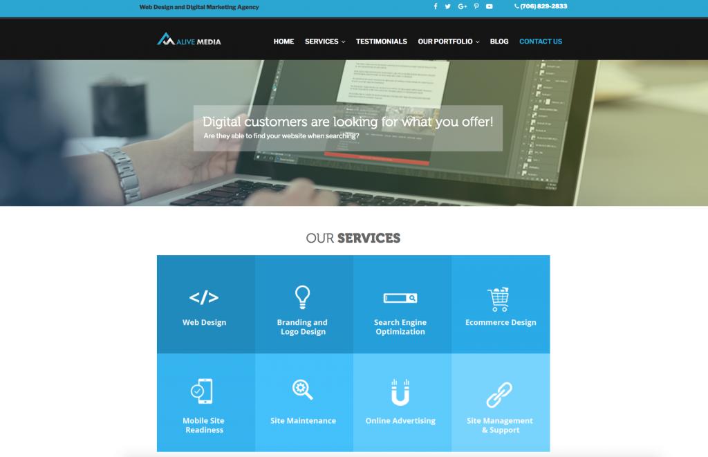 Blog Alive Media Web Design And Digital Marketing Agency