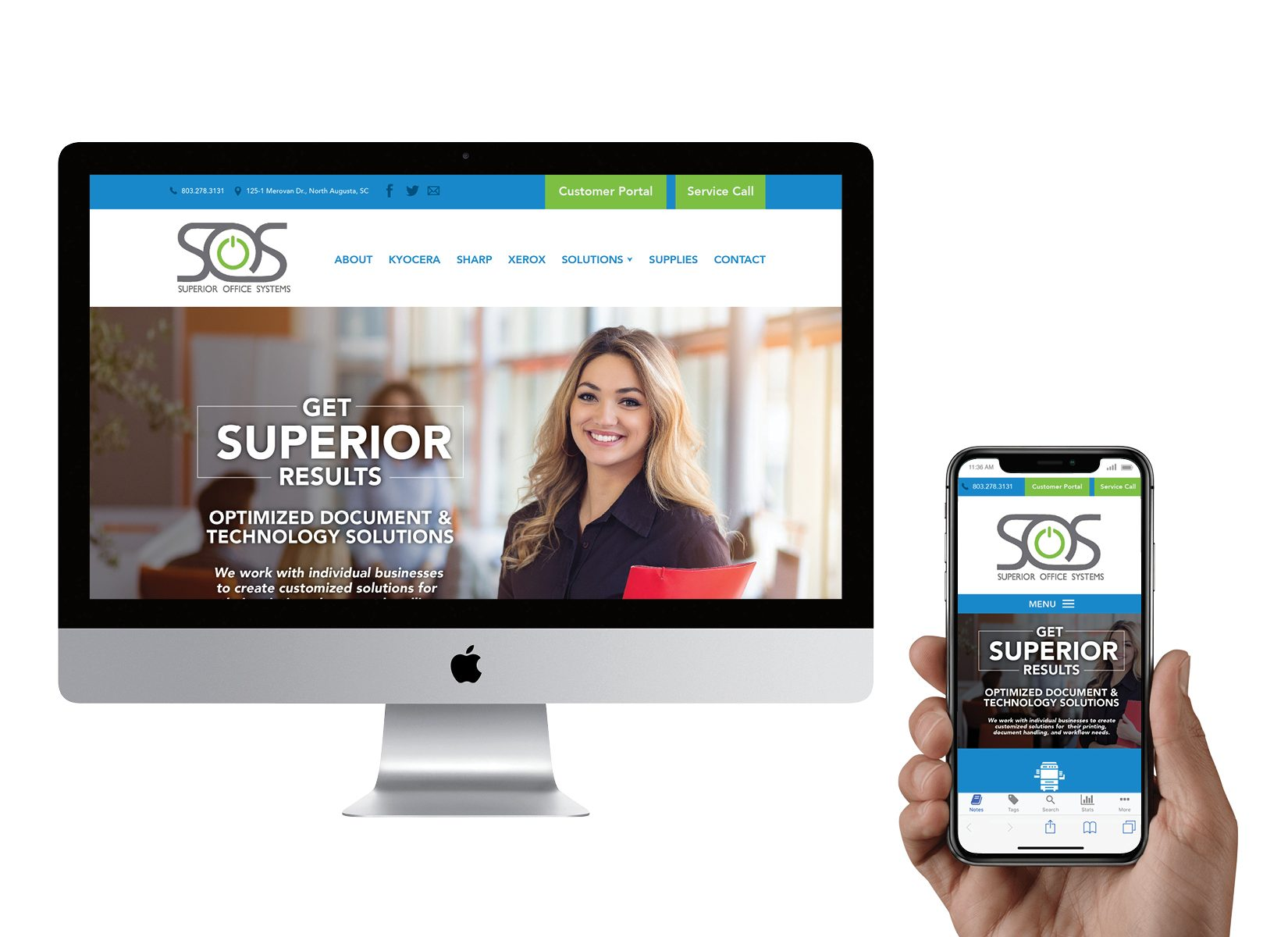 website design augusta ga